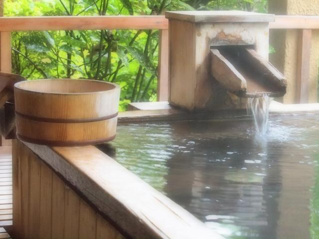 南柏 天然 温泉