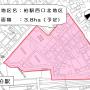 柏駅西口北側(柏タカシマヤや岡田病院など)の再開発事業、18年度末の都市計画決定を目指す、商業、医療、教育、住宅などの施設の整備を検討