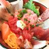 柏市公設市場にある大和寿司さんでランチ!お値打ちの日替わり海鮮丼を食べてきたよ!