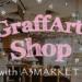 アニメ・ゲーム関連コンテンツグッズ専門店「GraffArt Shop with A3MARKET」が柏マルイに12/8(土)オープン